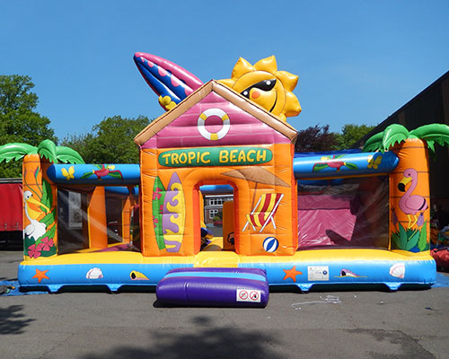 Inflatable Activity Centres